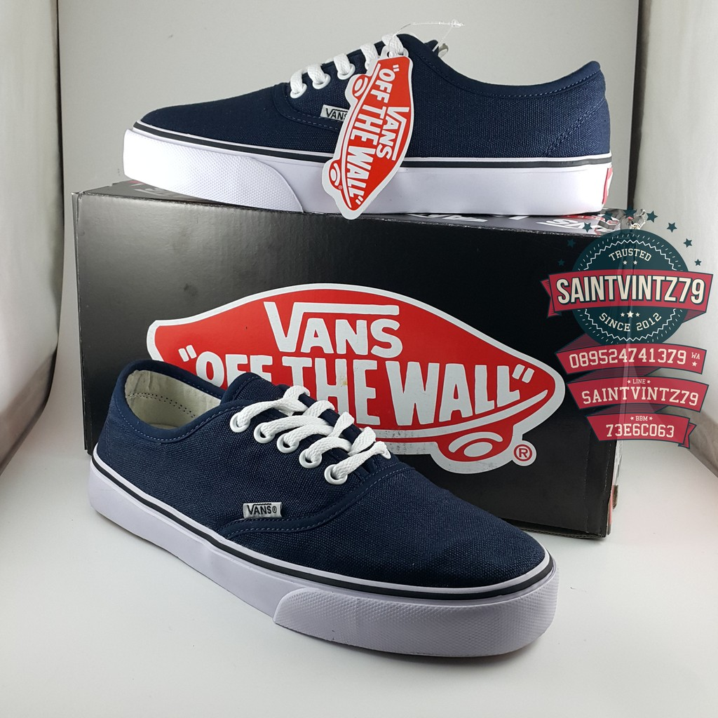 VANS AUTHENTIC CALIFORNIA GRADE ORI FOTO ASLI  3a9fef1f5f
