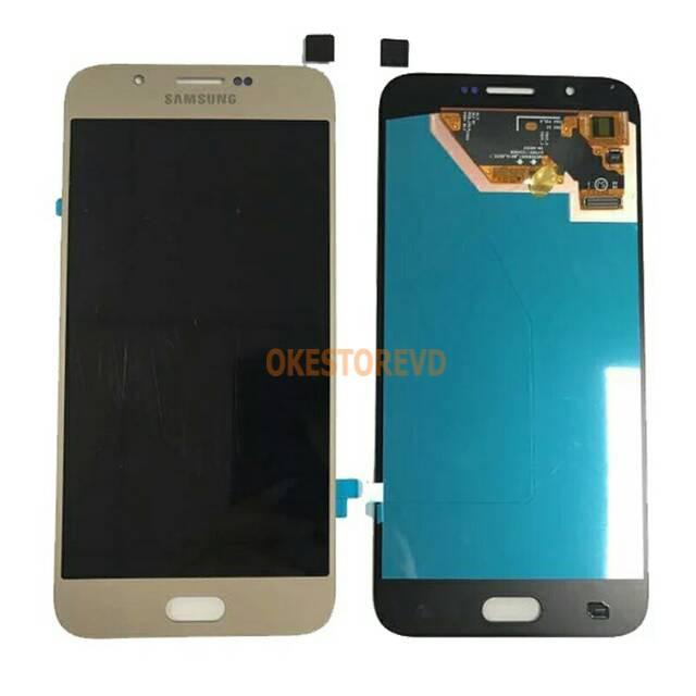 LCD+TOUCHSCREEN SAMSUNG A8 / A800F / SAMSUNG A8 2015 / A800 OLED