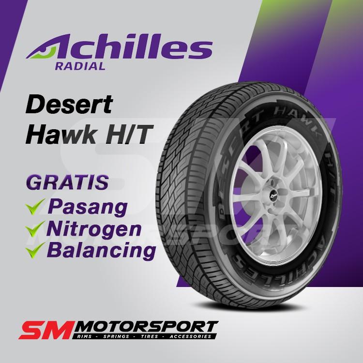 Ban Mobil Achilles Desert Hawk HT P275/70 R16 16 114H