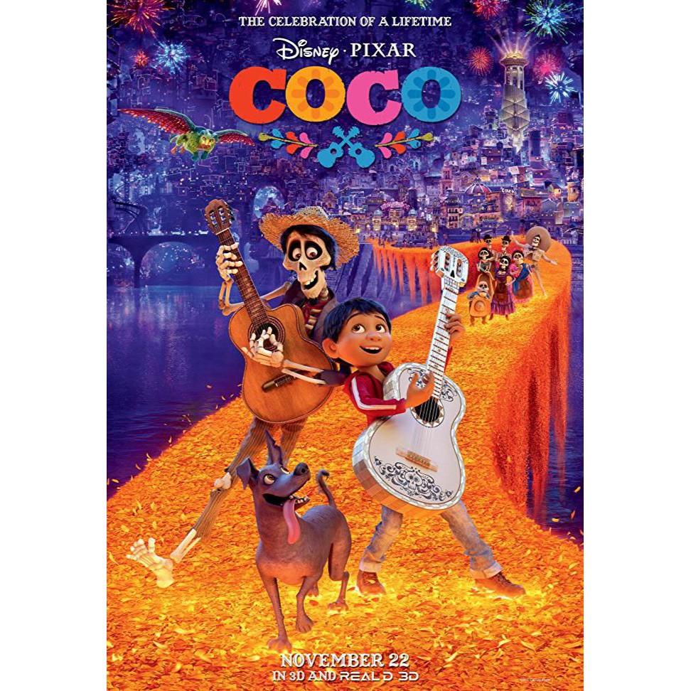 Super Dvd Coco 2017 Sale Shopee Indonesia