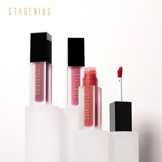 Stagenius Lipstick Matte 9 Jam dengan 12 Pilihan Warna 7
