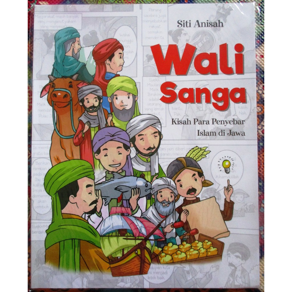 Wali Sanga: Kisah Para Penyebar Islam Di Jawa | Shopee Indonesia