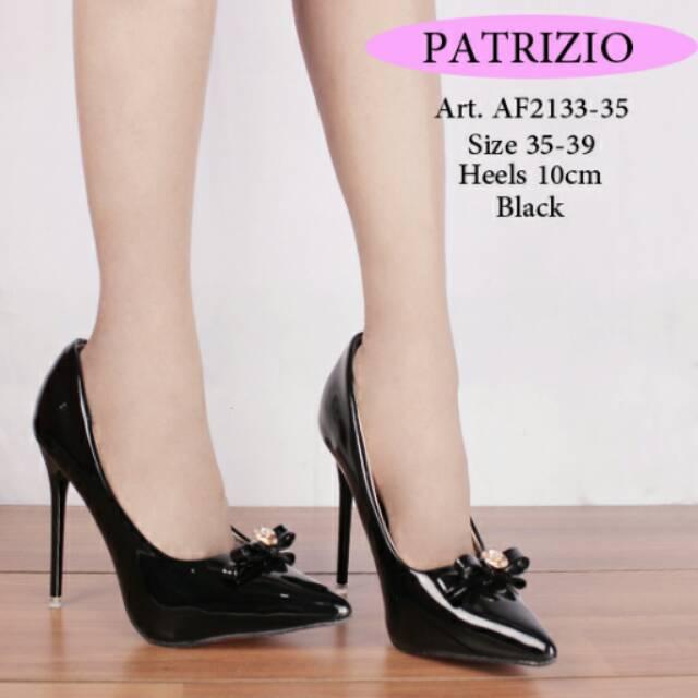 Sepatu Patrizio Lee 365-3 Maroon  20f992b4e5