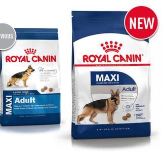 Makanan Anjing Royal Canin Maxi Puppy 4 Kg Dog Food Rc Junior 4kg