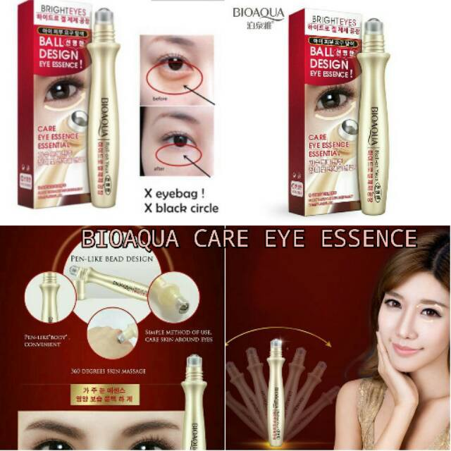 BIOAQUA EYE CARE ESSENCE SERUM MATA ANTI MATA PANDA