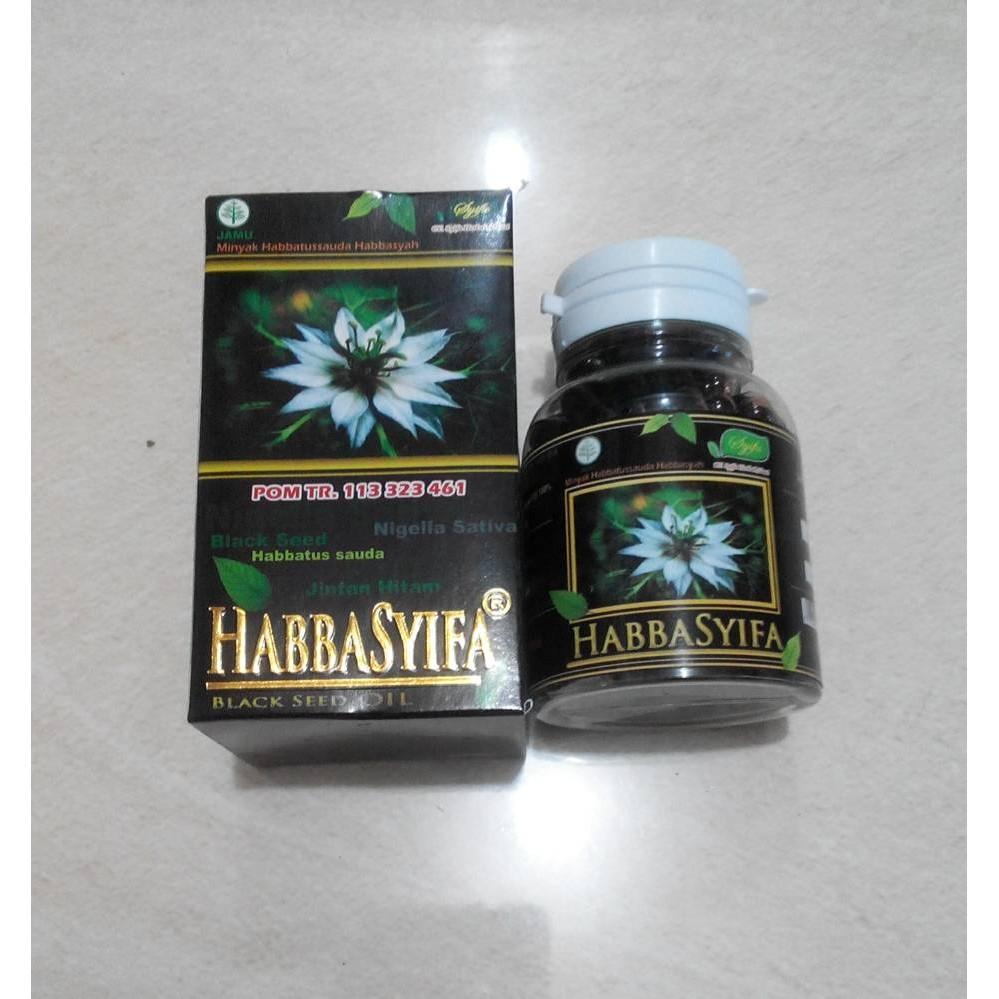 Minyak Habbatussauda Gholiban 60 Kpsl Shopee Indonesia Cap Kurma Ajwa 210kpsl