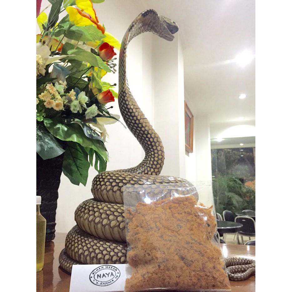 Abon Ular Cobra Ibu Aminah Shopee Indonesia P Asli