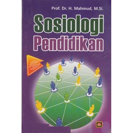 Sosiologi Pendidikan oleh Mahmud