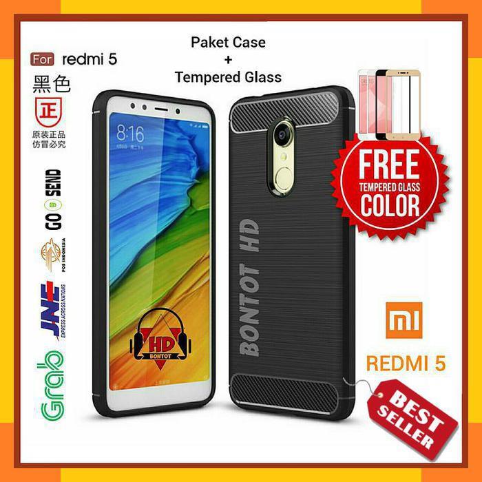 JUAL - Casing Xiaomi Redmi 5 Plus Case Denim Levis Soft Premium Redmi 5+ - Murah | Shopee Indonesia