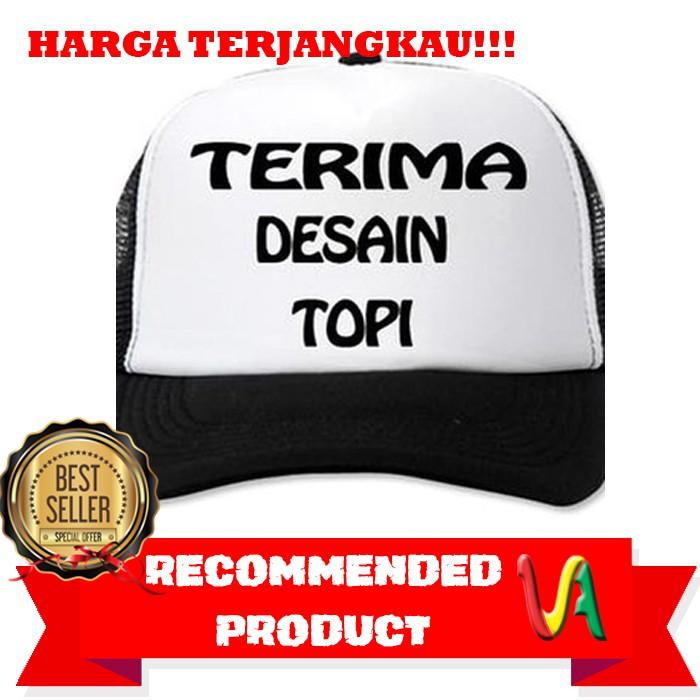 Jual topi trucker custom tulisan kata kata suka suka baca deskripsi produk  Murah  2f6a138aed