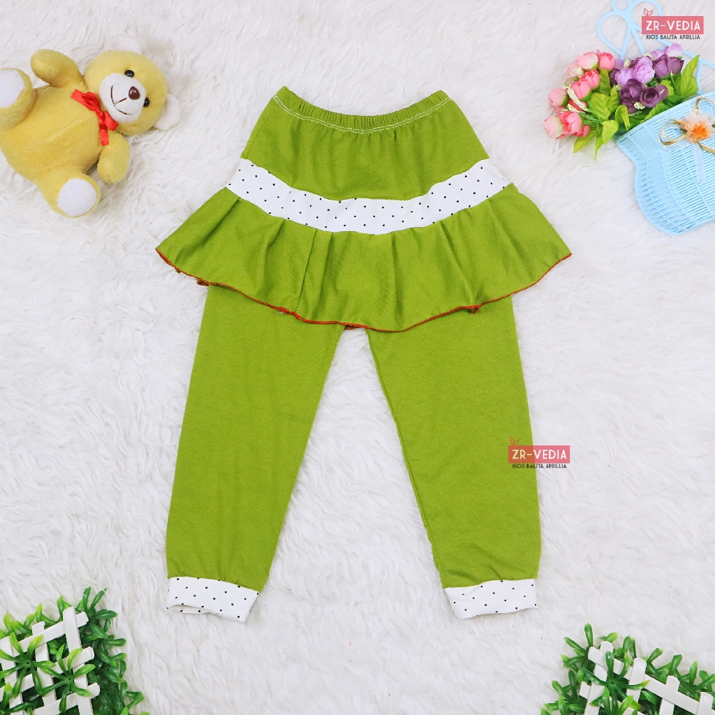 Umbrella Pants Uk 3 4 Tahun Celana Panjang Anak Perempuan Legging Model Rok Pants Murah Bahan Kaos Shopee Indonesia