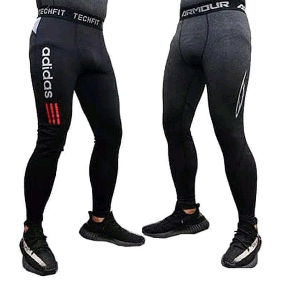 Murah Meriah Celana Legging Sport Panjang Cowok Pria Nike Under Armour Adidas Shopee Indonesia