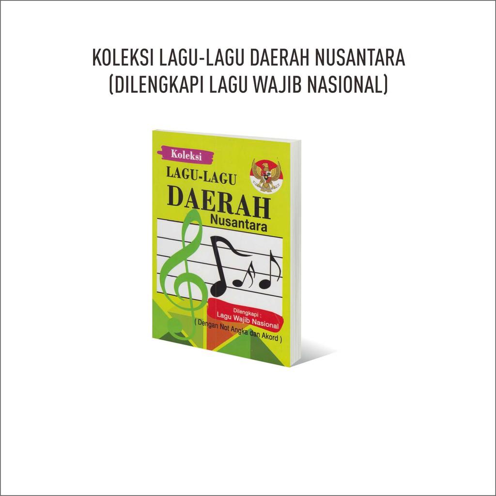 Koleksi Lagu Lagu Daerah Nusantara Dilengkapi Lagu Wajib Nasional Shopee Indonesia