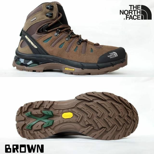 Sepatu Gunung Tnf The North Face Sepatu Pria Outdoor Sepatu Hiking