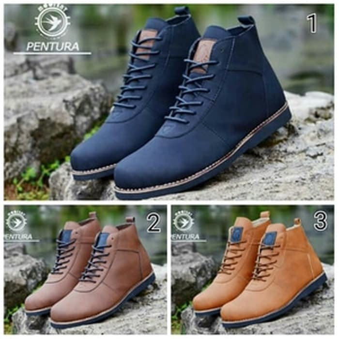 Sale LIMITED EDITION!! SEPATU BOOT BRODO MOOFEAT discount - only ... 629a3abf03