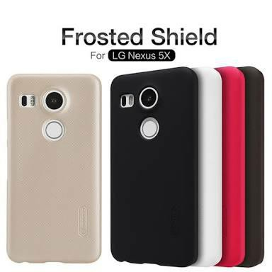 Nillkin hardcase Frosted Shield Nokia Lumia 730 Baru | Case Cover Handphone Nillkin | Shopee Indonesia