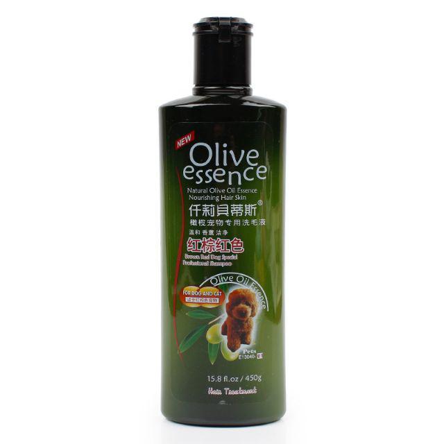 Shampoo Olive 450ml all varian Untuk Anjing dan Kucing-Dog&Cat No1 450ml