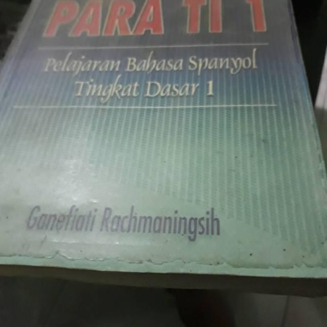 Buku Para Ti 1 Shopee Indonesia