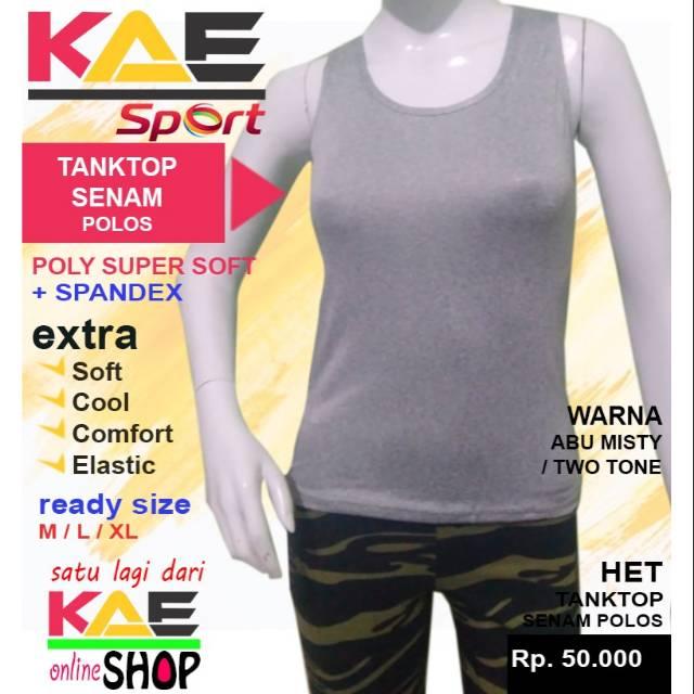 Kaos senam Tile size XL | Shopee Indonesia -. Source · Vienna Tanktop Baju Atasan