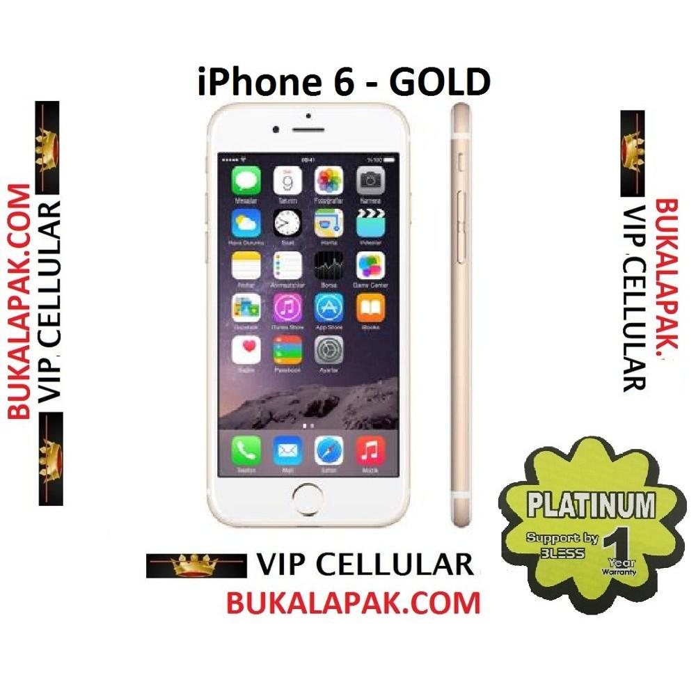 Dijual Iphone 6 Plus 128gb Gold Garansi Distributor 1 Tahun Diskon Xiaomi Redmi Note 4x 4 64gb Thn Shopee Indonesia