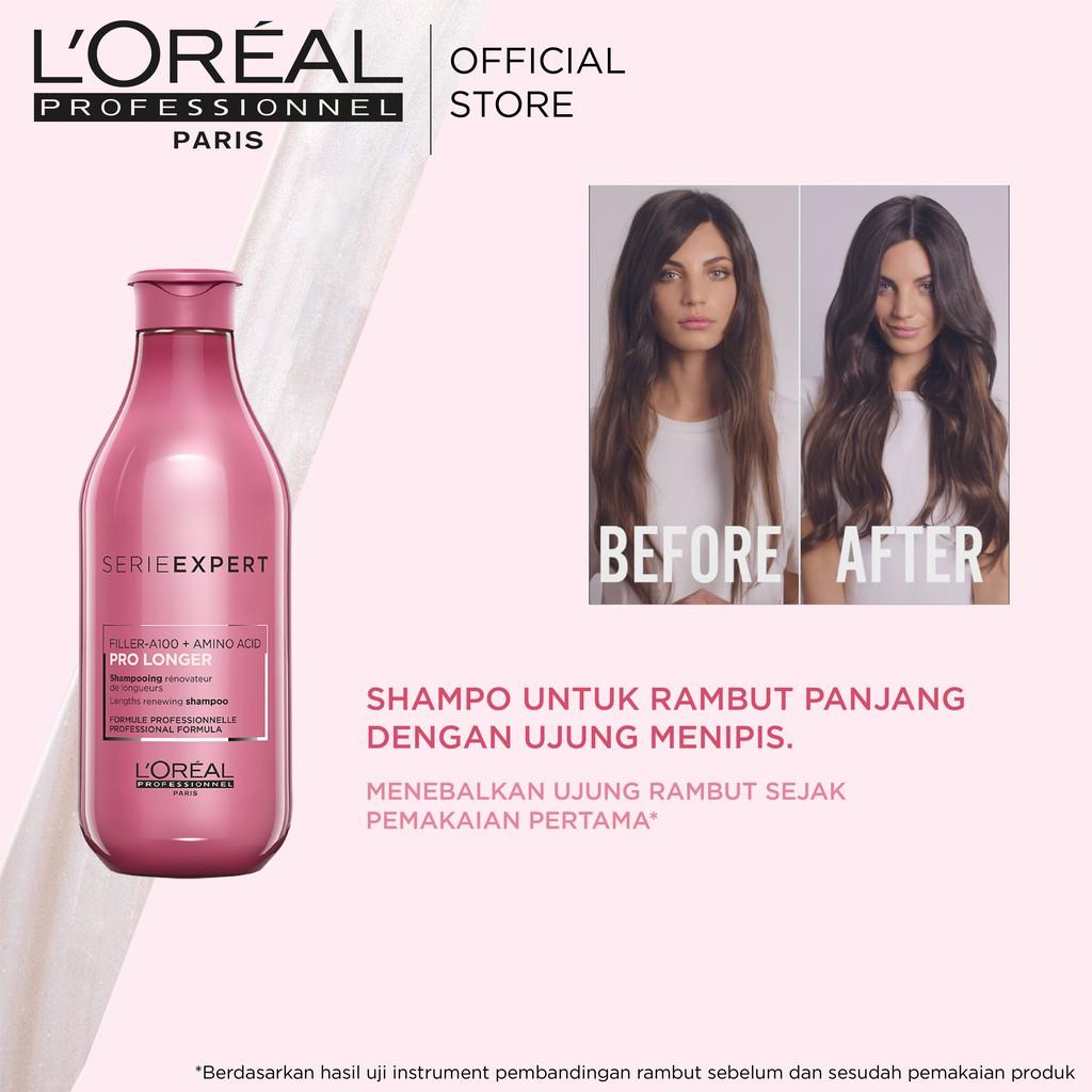 L'Oreal Professionnel Serie Expert Pro Longer Lengths Renewing Shampoo 300ml-1