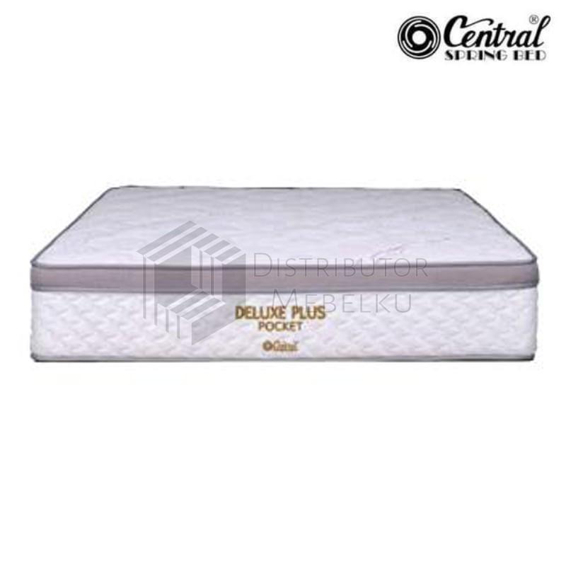 Kasur Springbed Kasur Spring bed Kasur Tidur Matras Kasur berkualitas Spring Bed Central Deluxe Plus