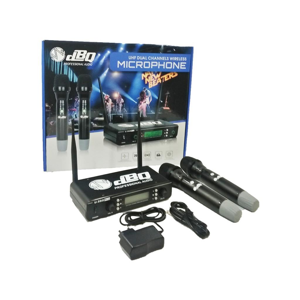 Microphone DBQ 4.350 PRO Mic Wireless Professional