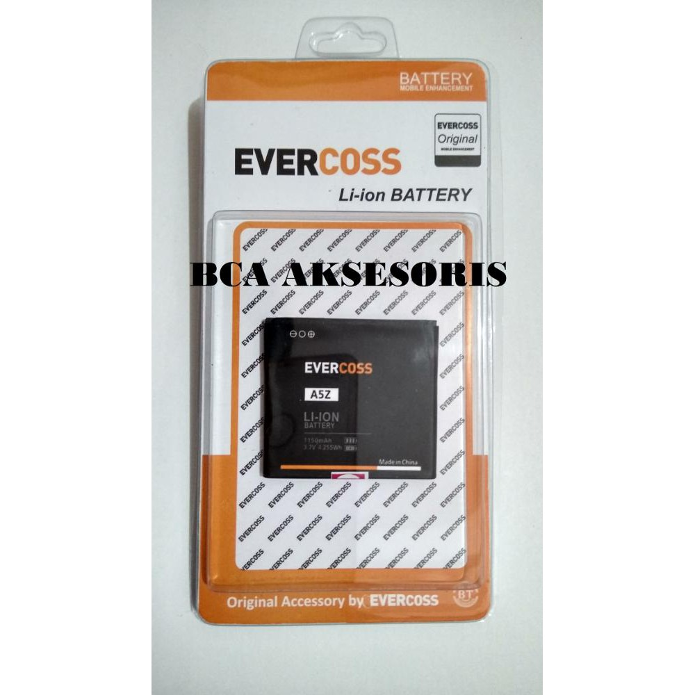 Baterai Handphone Evercoss R7b Doubel Power Original Battery Batre A5a Hp Shopee Indonesia