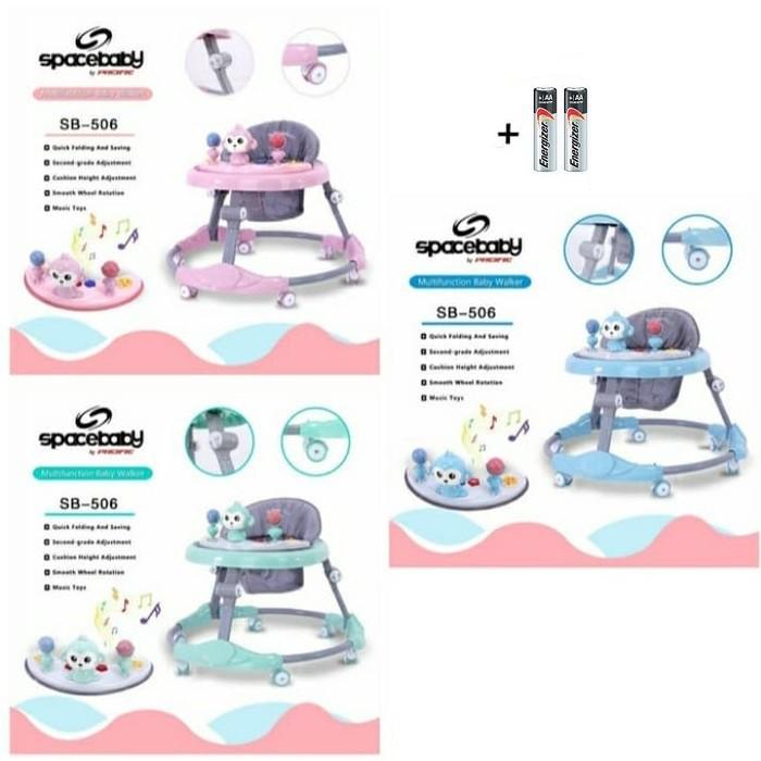 20++ Baby walker space baby 506 info