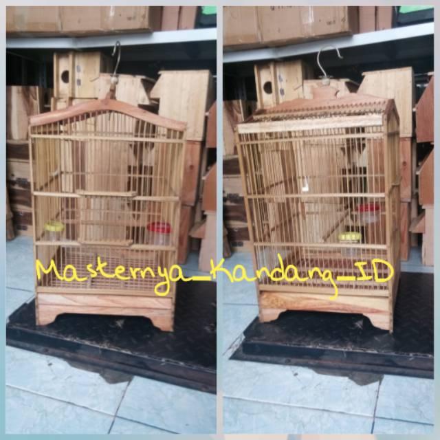 Grab Go Jek Sangkar Burung Murah Doreng No 1 4 Shopee Indonesia