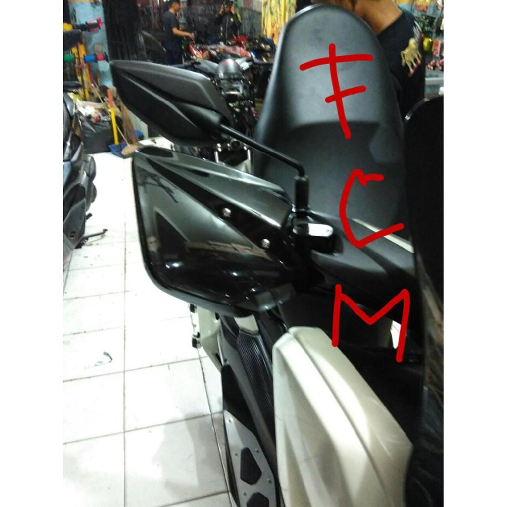Hitam Stang Setang Yamaha Byson Bison Fatbar Touring Fighter Page Xabre Handgrip Jalu Nmax Vixion Scorpio Fulsar Mio Honda Vario Cb