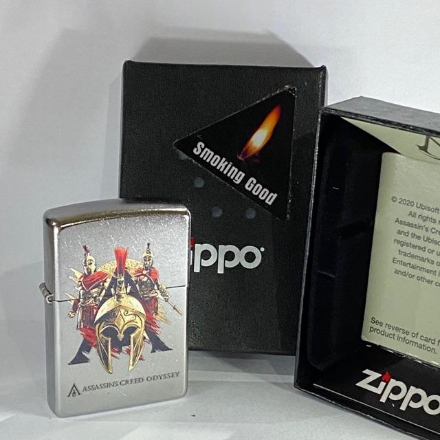 Original Zippo 49084 Assassins Creed Shopee Indonesia