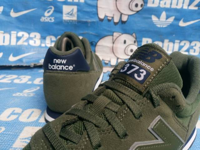 New Balance 373 Original Free kaos kaki (ML373MDT)