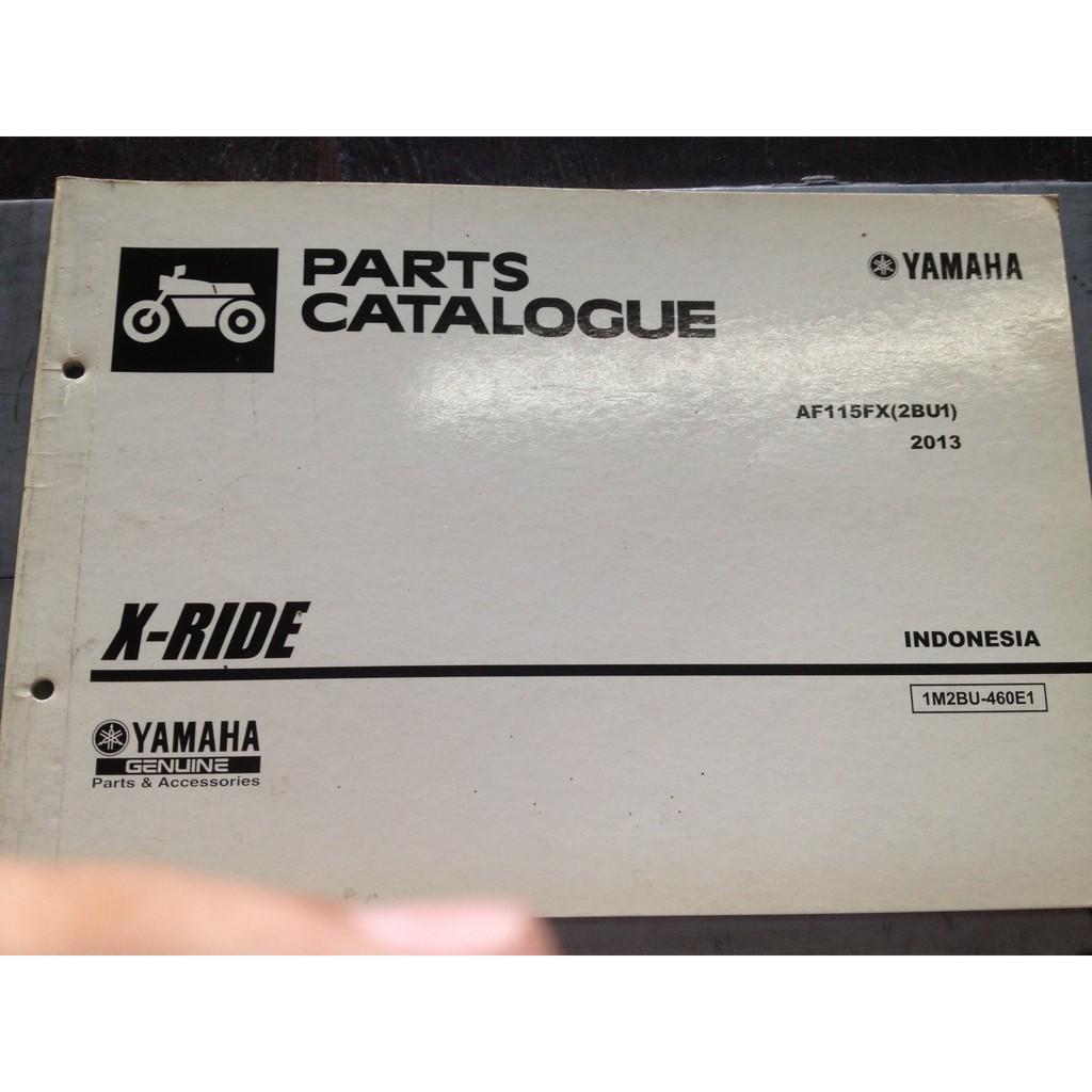 Kiprok Nmax Original Yamaha 4b4 H1960 01 Regulator Shopee Xabre Genuine Part Indonesia