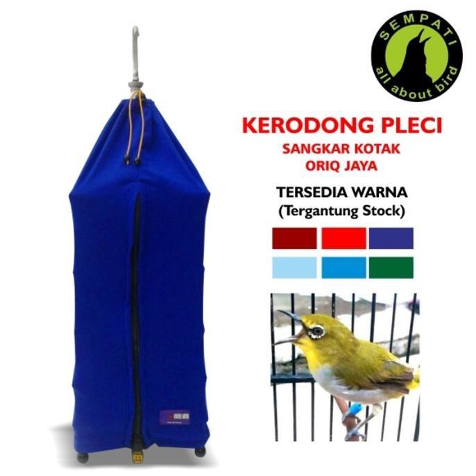 Harga Spesial Kerodong Krodong Sangkar Burung Lomba Kotak Polos No.1,2,3 Oriq Jaya Kicau Mania | Shopee Indonesia