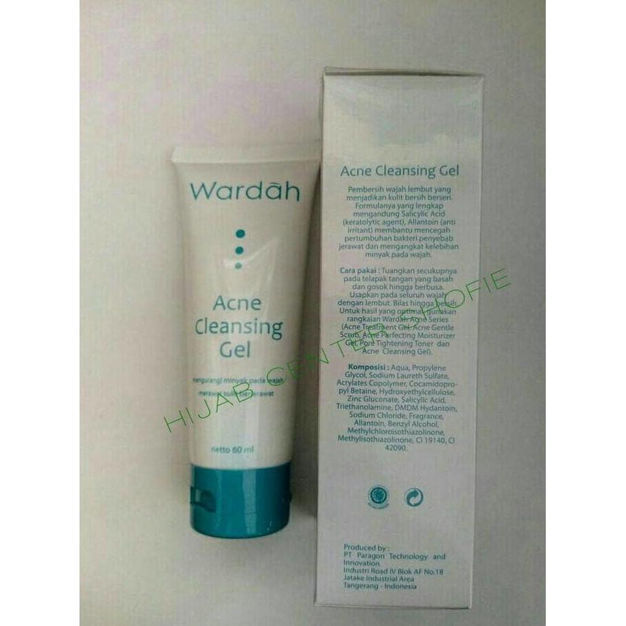 Terlaris Wardah Acne Treatment Gel 15ml Murah Shopee Indonesia Krim Jerawat
