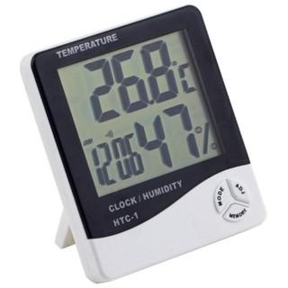 Pengukur Suhu Ruangan Temperature Humidity Meter Kotak - Putih   Shopee Indonesia
