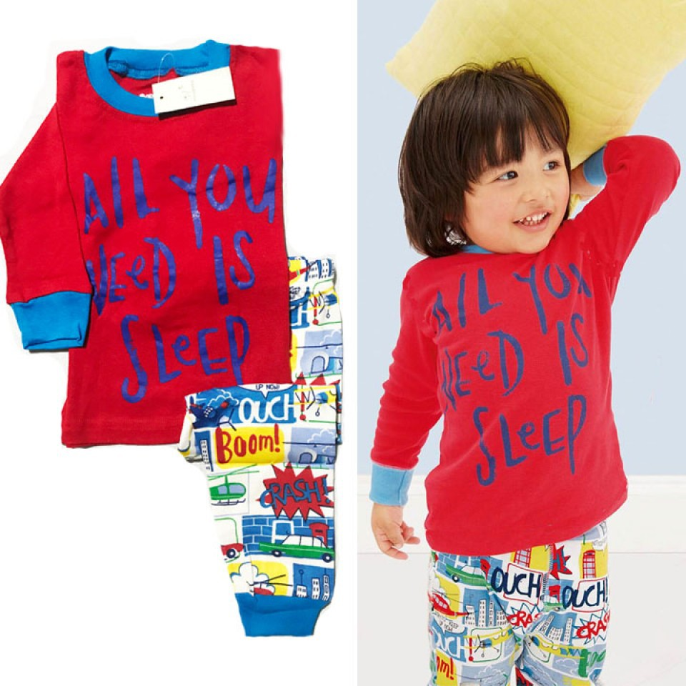 Piyama Anak Tangan Panjang   Set Baju Tidur   Pajamas GAP H.K - baby Tigger  Pooh  c0a85c3ae6