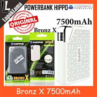 ... HIPPO Bronz X 7500mAh Original 100% Powerbank. suka: 1
