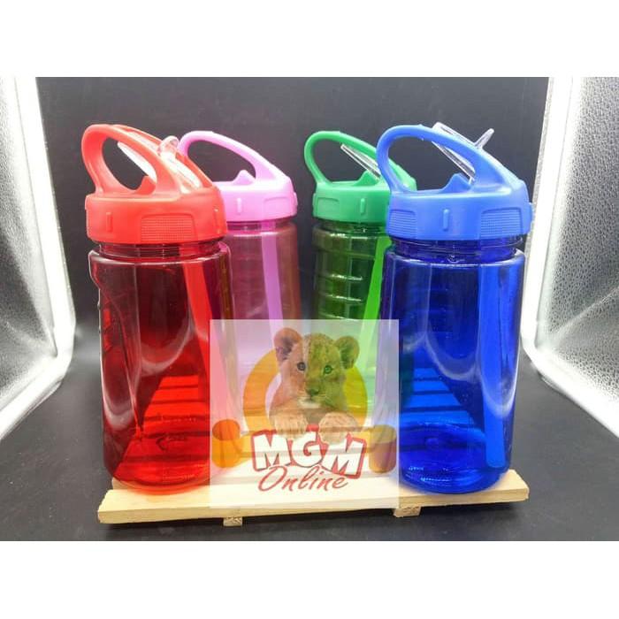 (TERBARU) Botol Air Anak Sekolah 350ml dengan Sedotan G76-10 | Shopee Indonesia