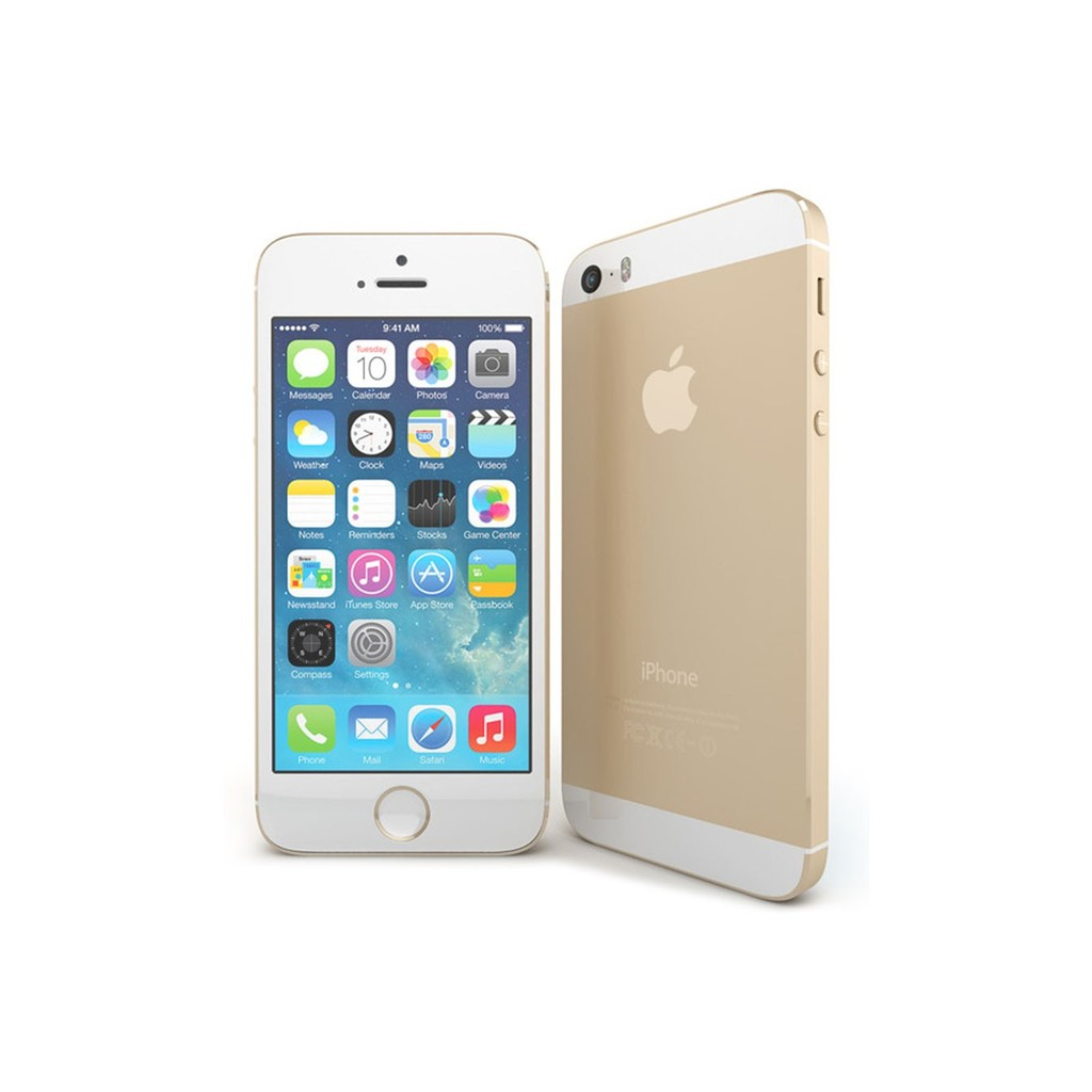 Apple iPhone 5S 32GB - Gold   Free Tempered Glass  52deefc497