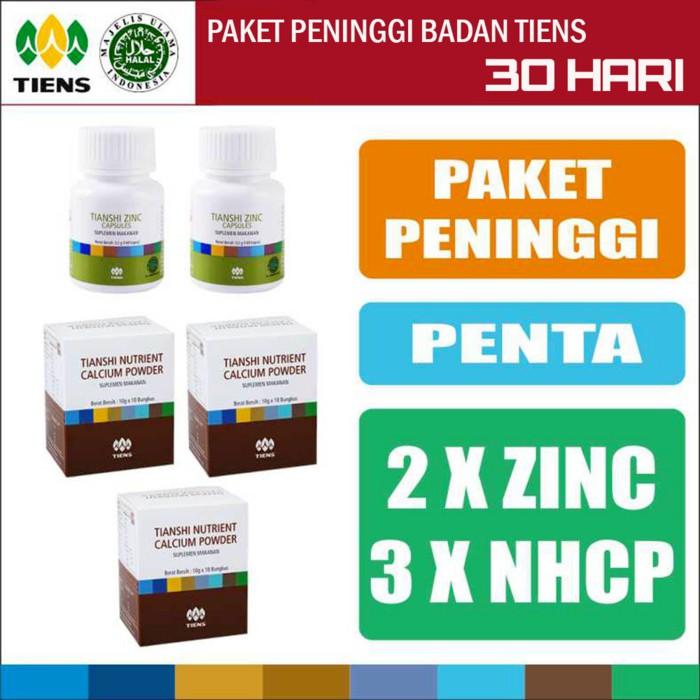 KESEHATAN TIENS HERBAL PROMO PALING MURAH Paket Peninggi Badan Tianshi/tiens 30hari | Shopee Indonesia