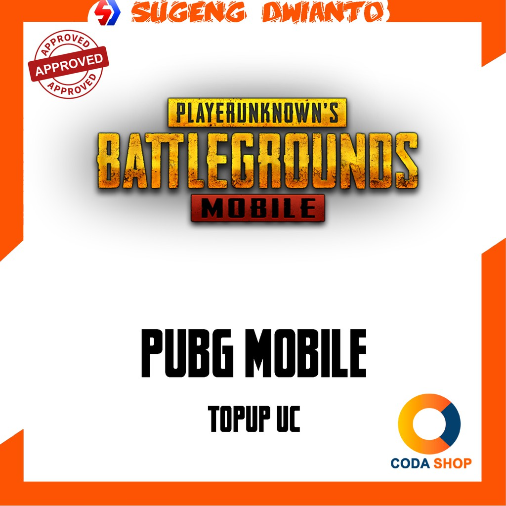 Top Up Uc Pubg Mobile Royale Pass Shopee Indonesia