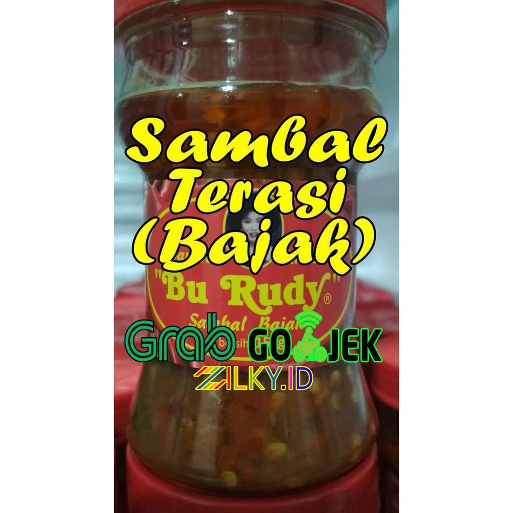 Paket Trio Sambal Bu Rudy 1 Sambel Bawang + 1 Sambel Cabe Ijo + 1 Sambel Bajak Terasi | Shopee Indonesia