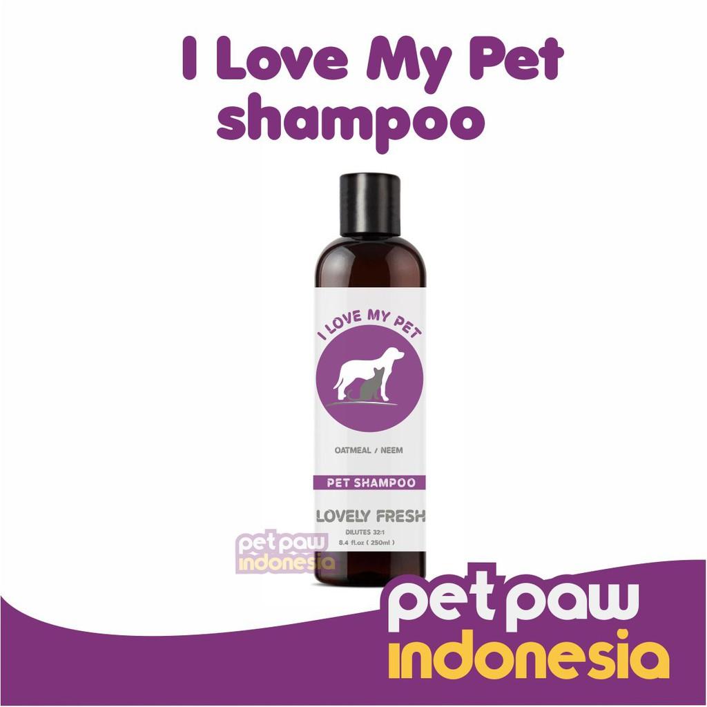 Shampo Hewan Kucing Anjing / Cat Dog Pet Shampoo Import