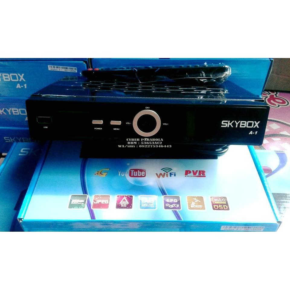 Kvision K1100 Hd Ku Band K Vision Receiver Parabola Only Ac979 Paket Family C Jualan Player Shopee Indonesia