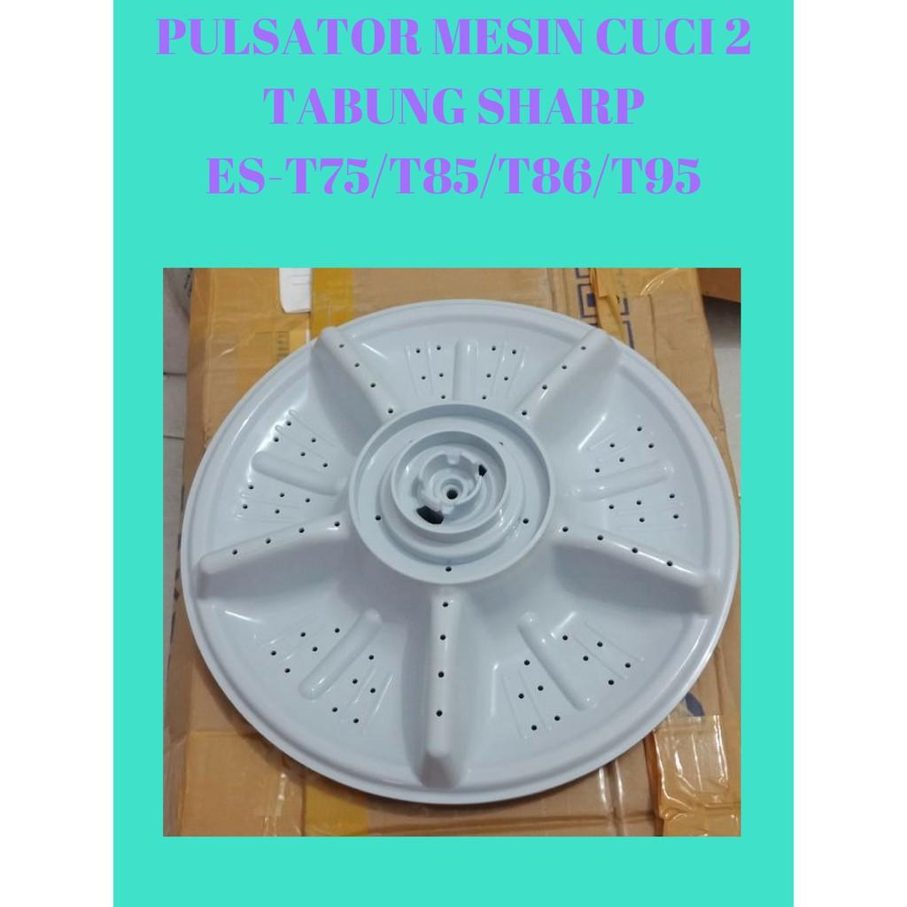 Sharp Puremagic Mesin Cuci 2 Tabung Es T65mw Pk 65 Kg Pink M905p Wb Khusus Jakarta Shopee Indonesia