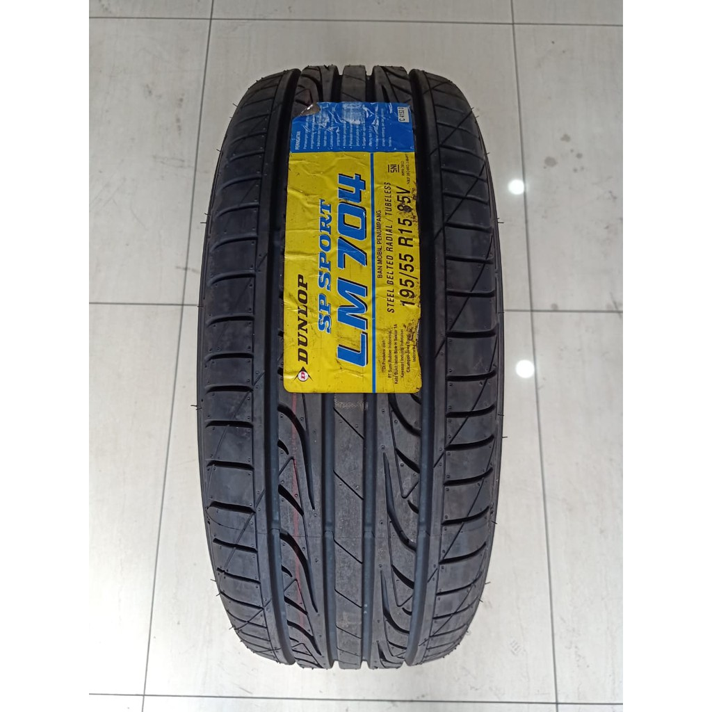 Dunlop Sp Sport Lm704 195 55 R15 Ban Mobil Shopee Indonesia