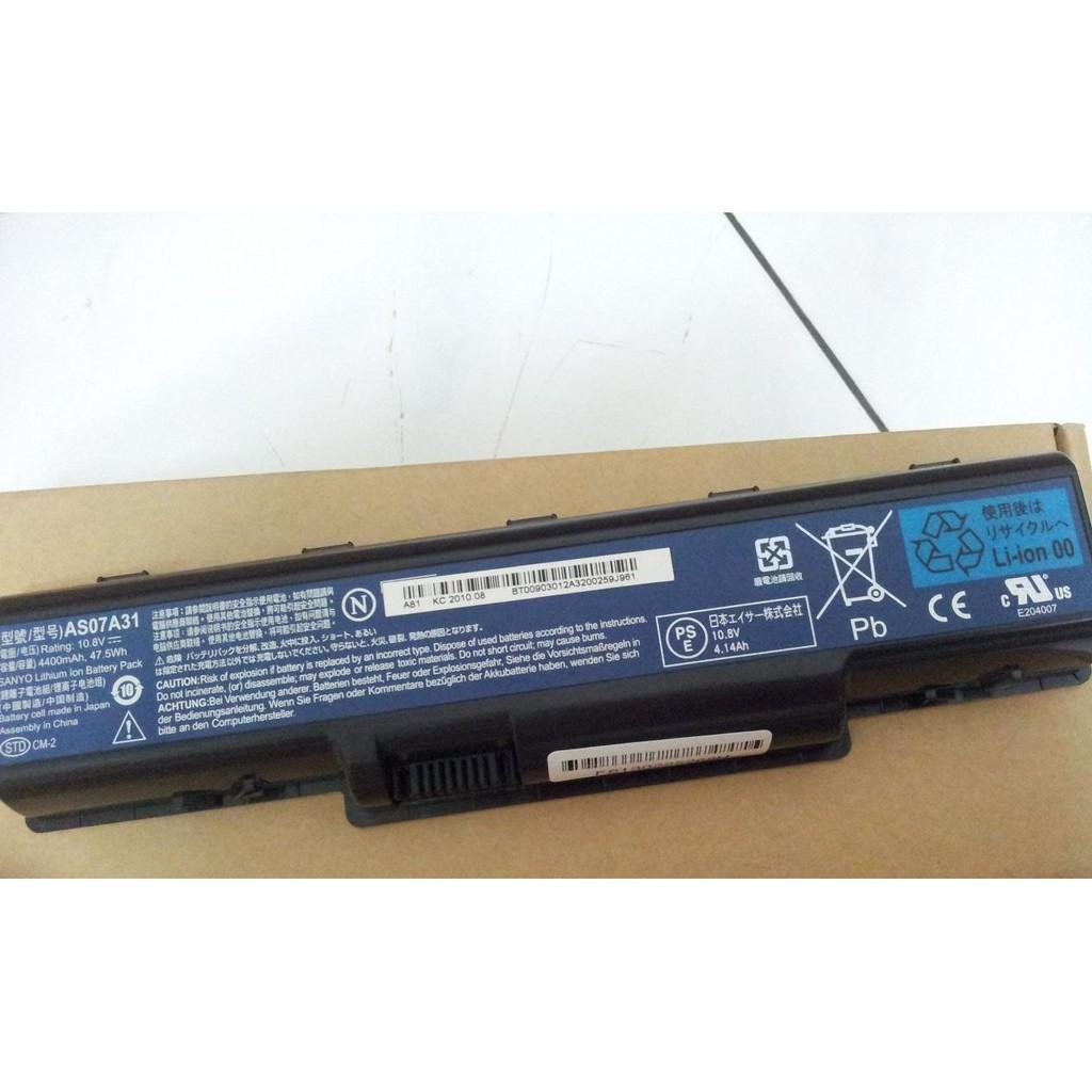 Baterai Acer Aspire One 722 D255 D257 D260 D270 Aod255 Shopee Happy 2 Putih Oem Indonesia
