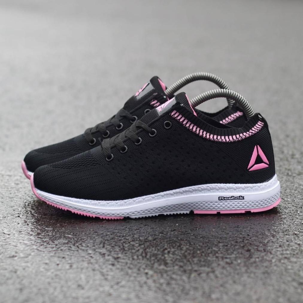 Termurah Sepatu Reebok Zoom Women Black Pink White Shopee Indonesia